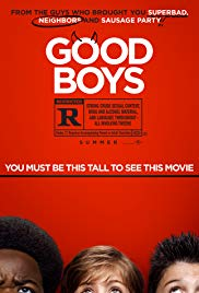 Good Boys - Showing September 14, 15 & 16th