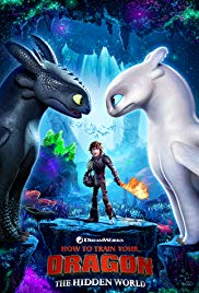 How To Train Your Dragon: The Hidden World  - Showing March 30, 31 & April 1st