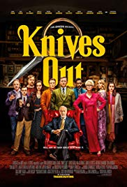 Knives Out  -  Showing January 11, 12 & 13th