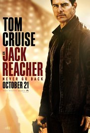 Jack Reacher: Never Go Back  - Showing November 4,5, & 6 in 2D @ 7:00PM MDT