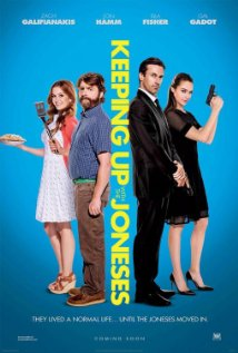 Keeping Up With the Joneses  - Showing November 11,12,13 in 2D @ 7:00PM MDT