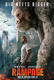 Rampage 2D/3D - Showing May 11, 12 & 13th at 7:00 MT