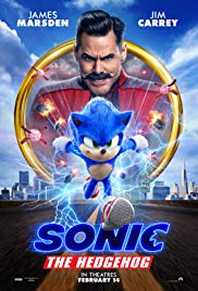 Sonic the Hedgehog  -  Showing March 21, 22 & 23rd