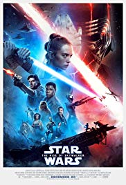Star Wars: The Rise of Skywalker 2D/3D  -  Showing January 18, 19 & 20th