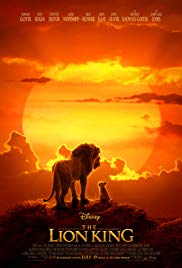 The Lion King - Showing August 24, 25 & 26th
