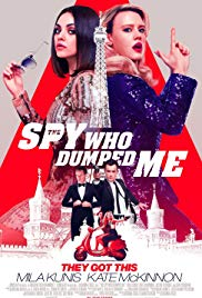 The Spy Who Dumped Me - Showing September 22, 23 & 24