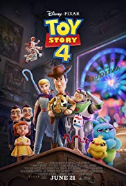 Toy Story 4  2D/3D - Showing July 13, 14 & 15th