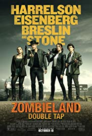 Zombieland: Double Tap - Showing November 16, 17 & 18th