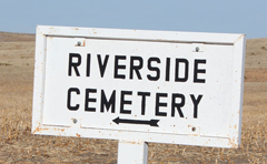 Riverside Cemetery History