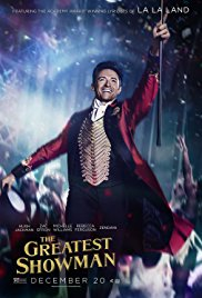 The Greatest Showman - Showing Feb 9, 10 and 11th @ 7:00 PM