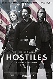 Hostiles - Showing Feb 24, 24 and 25th @ 7:00 PM